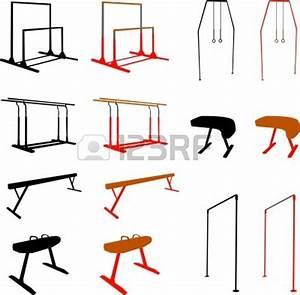 Gymnastics Uneven Bars Clipart 90598 | SOFTHOUSE