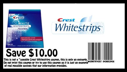 14932 Printable Coupons Crest Toothpaste by Crest Whitening Strips Coupon 2018 Birthday Deals