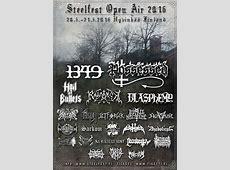 ConcertsMetal Calendar Steelfest Open Air 2016 2005