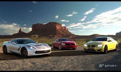 best gran turismo sport cars gran turismo sport ups the realism trailer
