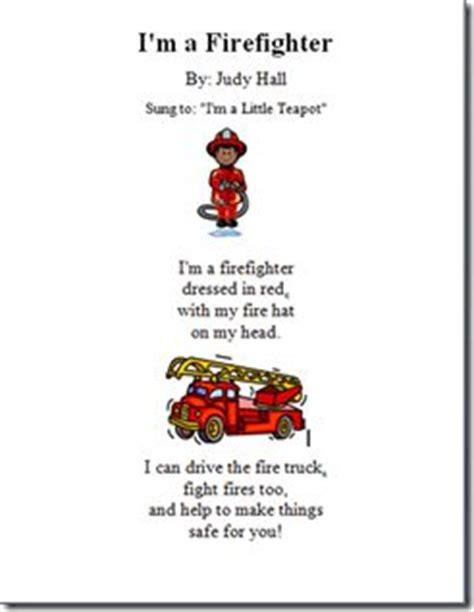 best 25 fireman song ideas on safety 949 | 6dadeb701459b1ec04be7b9e4507f659 preschool songs preschool ideas