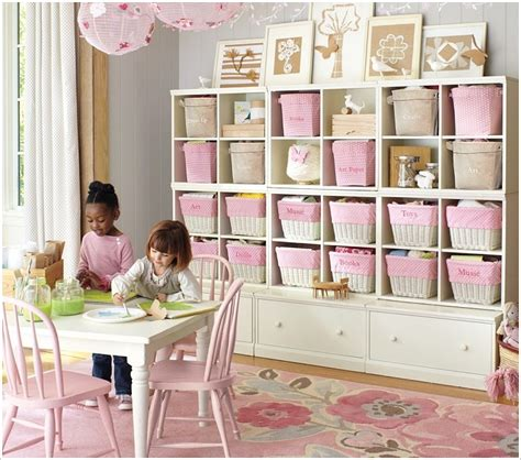 20 Clever Playroom Organization Hacks And Ideas