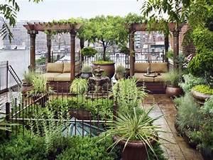 Terrasse Gestalten Pflanzen : diese 140 terrassengestaltung ideen sind echt cool ~ Orissabook.com Haus und Dekorationen