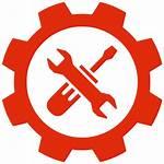 Tools Gear Clipart Sign