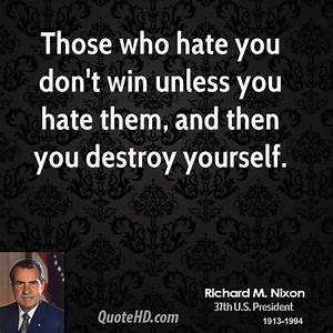 Richard M. Nixo... Nixon Film Quotes