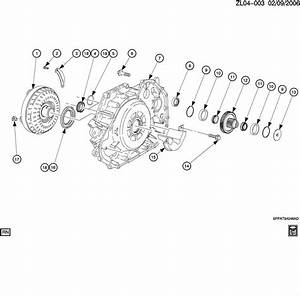 Variable Transmission Torque Converter  U0026 Housing