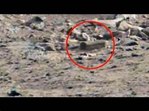 Proof of Life on Mars Found in NASA Photos? - YouTube