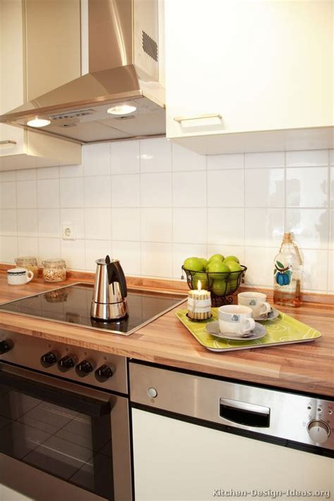 white kitchen cabinets with wood countertops pictures of kitchens modern white kitchen cabinets 2092
