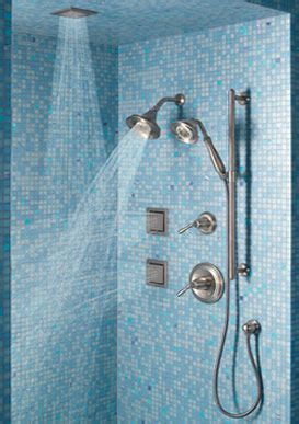 shower systems stylish