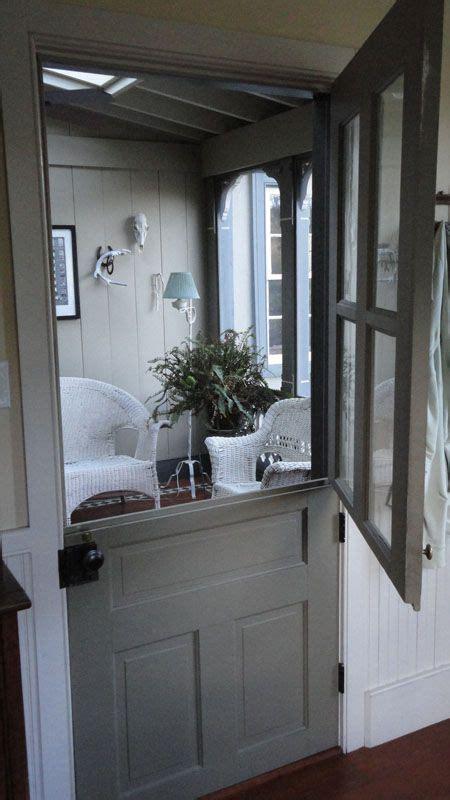 dutch door  gray  adore  character   brings