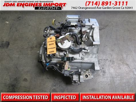 honda accord automatic transmission jdm ja