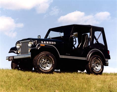 Jeep Heritage Laredo The Blog