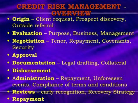 Chapter 08 Risk Management In Banks