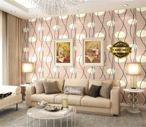 keren  gambar wallpaper dinding batik richa