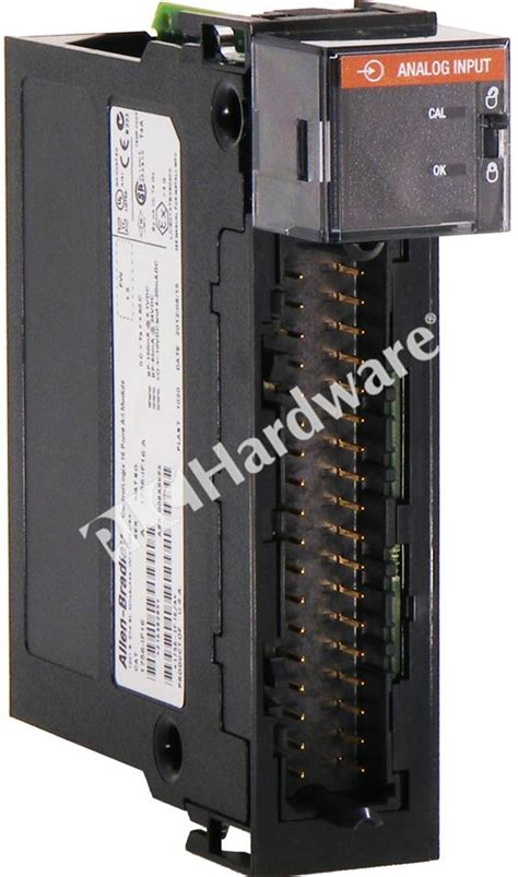 PLC Hardware: Allen-Bradley 1756-IF16 ControlLogix 16-Ch ...