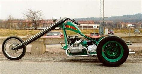 Russian Steampunk Bike