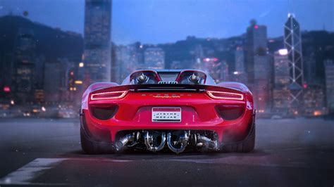 Porsche 918 Spyder Hd, Hd Cars, 4k Wallpapers, Images