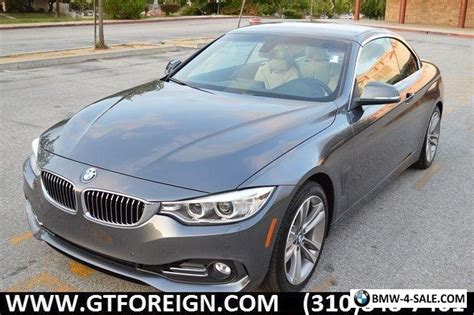 2017 Bmw 4-series Sport For Sale In United States