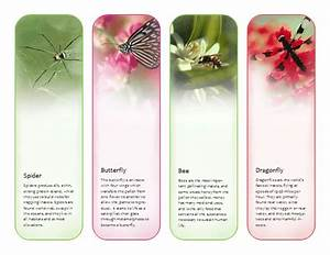 9 best images of printable bookmark designs printable With design a bookmark template