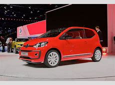 VW Up! Facelift Coming to Brazil Next February as 2018