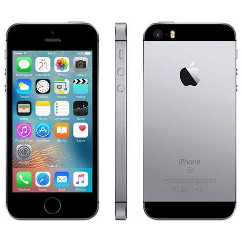 iphone 64gb apple iphone se 64gb preto 1723