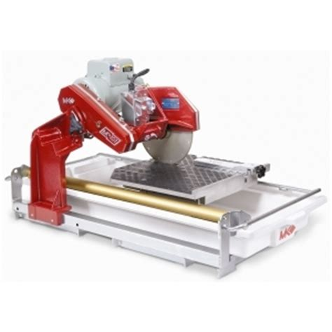 mk diamond mk 101 pro24 series 10 quot wet cutting tile saw