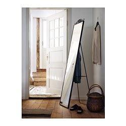 Hanging Floor L Ikea by Karmsund Standing Mirror Black 40x167 Cm Ikea