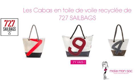 727 sailbags des sacs en toile de voile recycl 233 e viennent d arriver sur matemonsac le mag