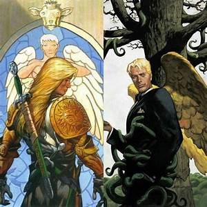 Franklin Richards And Galactus Vs Michael And Lucifer ...
