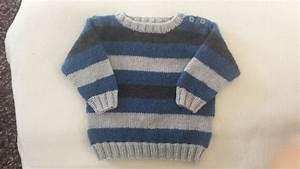 Pullover für jungen selber stricken