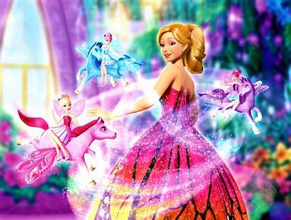 Barbie Wallpapers Doll Cartoon Lovely
