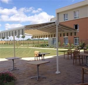 Store Banne Sur Pied : store double pente sur pied stores terrasses monsieur ~ Premium-room.com Idées de Décoration