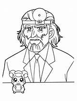 Hamtaro Animaatjes sketch template