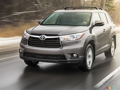 toyota highlander 2015 2015 toyota highlander limited review editor 39 s review