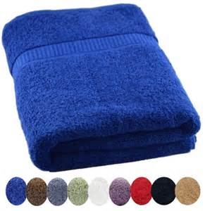 Royal Blue Bath Towel Sets by Blue Towels Shopswell