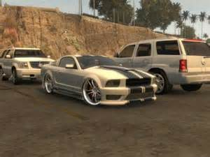 Midnight Club Los Angeles Cars