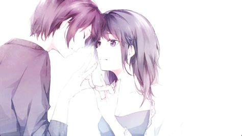 Anime Couple Hd Wallpaper Download Lovely Anime Couple Hd Photos One Hd Wallpaper Pictures