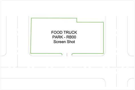 cuisine autocad food truck park freelance cad design cad crowd