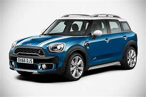 Countryman Hybride : all new mini countryman unveiled along with a plug in hybrid variety mikeshouts ~ Gottalentnigeria.com Avis de Voitures
