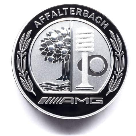 mercedes amg logo amg centre cap w amg logo set of 4 a0004003100