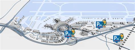 parkplatz düsseldorf airport g 252 nstig parken und sicher auf dem gel 228 nde des flughafen d 252 sseldorf