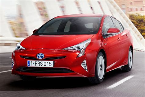 Toyota Unveils All-new Fourth-generation Prius