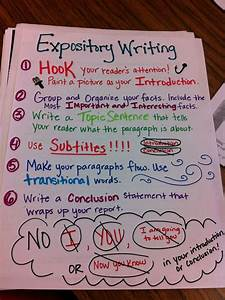 Expository Text Anchor Chart      Kristasclassroom