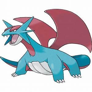 Mega Salamence - New Mega Evolutions - Pokémon Omega Ruby ...