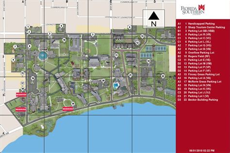 campus maps florida conference united methodist church