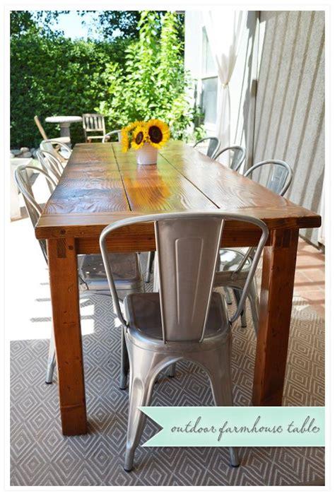 outdoor dining tables ideas  pinterest diy patio tables diy patio kitchen ideas