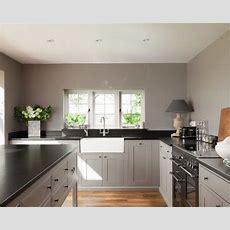 Light Grey Kitchen Cabinet Home Design Ideas, Pictures