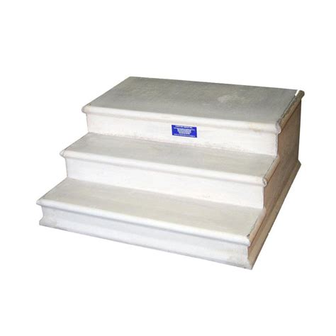 Concrete Porch Steps Home Depot by 48 In X 12 In X 2 In Limestone Stair Tread 38450412
