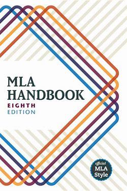 Image result for mla handbook image