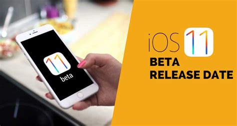apple ios 11 beta 1 released soon after the release of developer beta 2